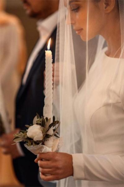 «Отныне и вовеки веков»: звездные пары, обвенчавшиеся после долгих лет семейной жизни