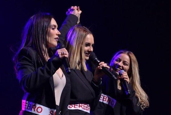 Новая участница группы Серебро бросила бойфренда ради карьеры