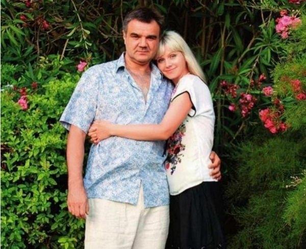 Натали разместила редкое совместное фото с мужем