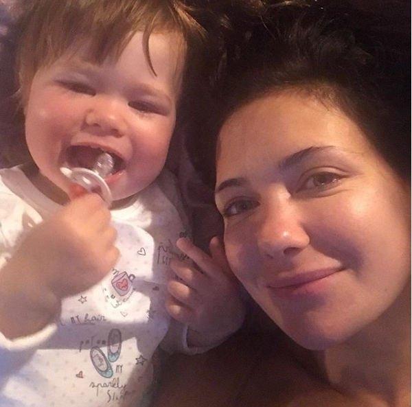 Екатерина Климова умилила трогательной фотографией с маленькой дочерью