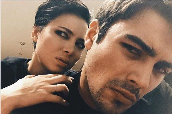 Настасья Самбурская узаконила отношения с возлюбленным