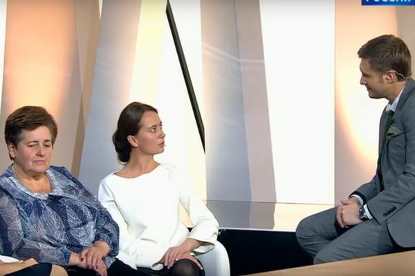 Сергей Астахов чувствует вину перед бывшей женой