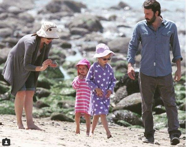 Бен Аффлек и Дженнифер Гарнер отпразднуют семейный праздник вместе