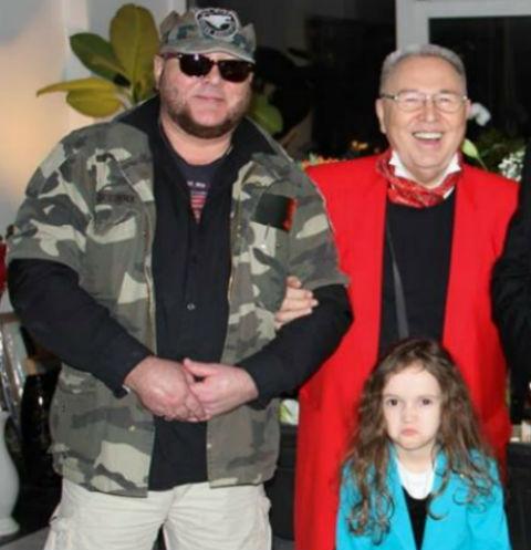 Сына Вячеслава Зайцева обвинили в желании нажиться на славе отца