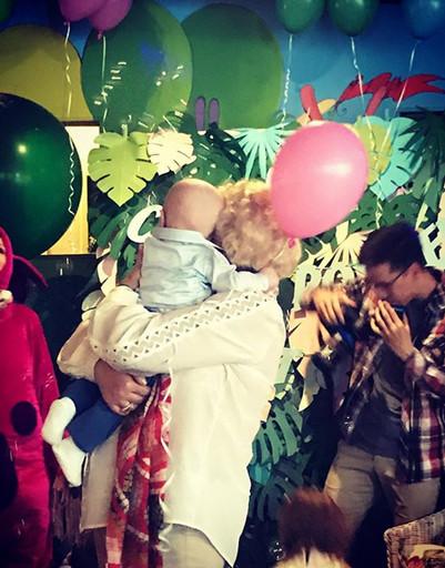 День рождения сына Собчак и Виторгана: милые фото первого года жизни