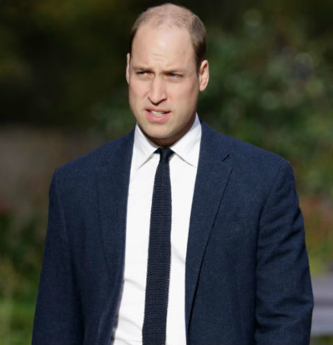 Принц Уильям шутливо высказался о предстоящей свадьбе брата