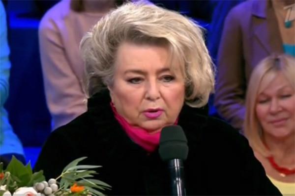 Татьяна Тарасова об уходе из профессии: «Это очень больно»