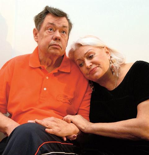 Больной раком Николай Караченцов улетел на Афон перед началом лечения