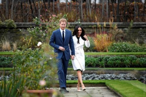 Стали известны дата и место проведения свадьбы принца Гарри и Меган Маркл
