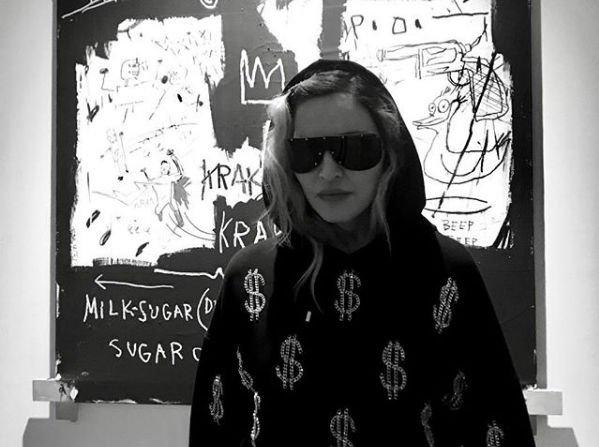 Мадонна шокировала полетом в эконом-классе