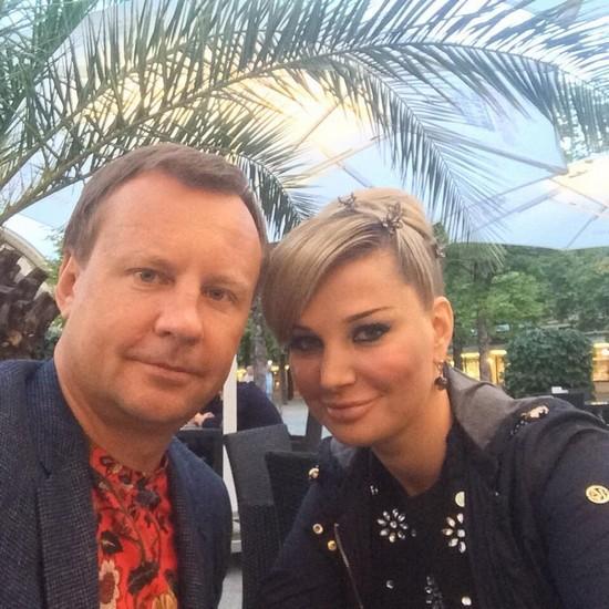 Максакова высказалась о предполагаемой любовнице Вороненкова