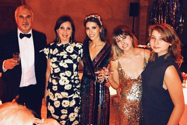 Валерий Меладзе повеселился на вечеринке с бывшей супругой