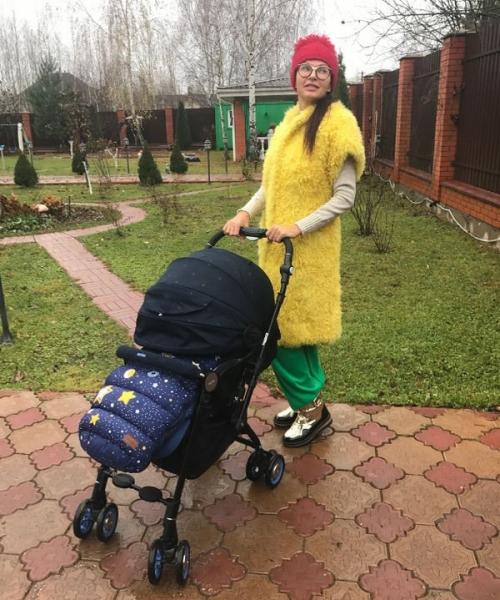 Эвелина Бледанс хотела бы снова стать мамой