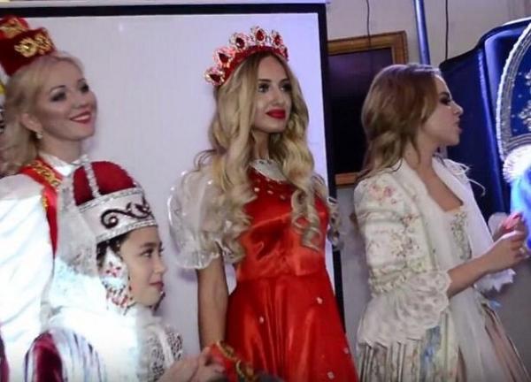 Фаворитка  Владимира Кристовского модель Анна Грановская отправляется на конкурс «Top Model on the World»