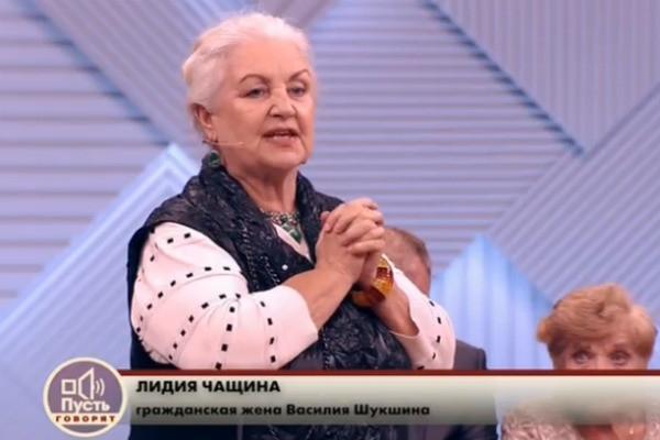 Первая жена Василия Шукшина встретилась с разлучницей