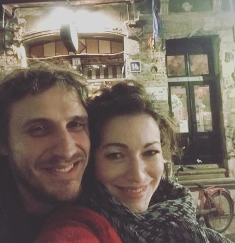 Алена Хмельницкая уединилась с бойфрендом на отдыхе