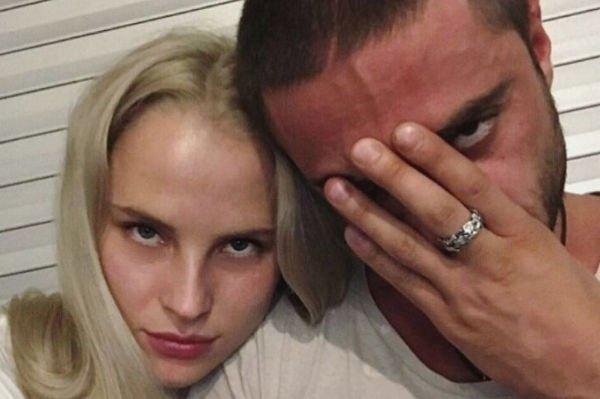 Илья Глинников спровоцировал слухи о расставании с Екатериной Никулиной