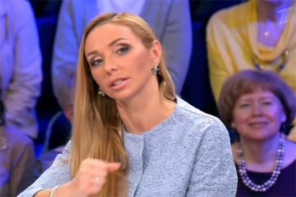 Татьяна Навка публично извинилась перед Тарасовой