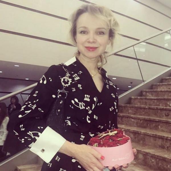 Цымбалюк-Романовская рассказала о мучениях Джигарханяна