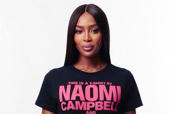 Наоми Кэмпбелл удивила сходством со своей мамой