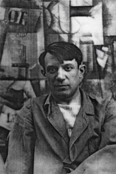 Антонио, ты весь в краске: Бандерас научился рисовать благодаря Пикассо