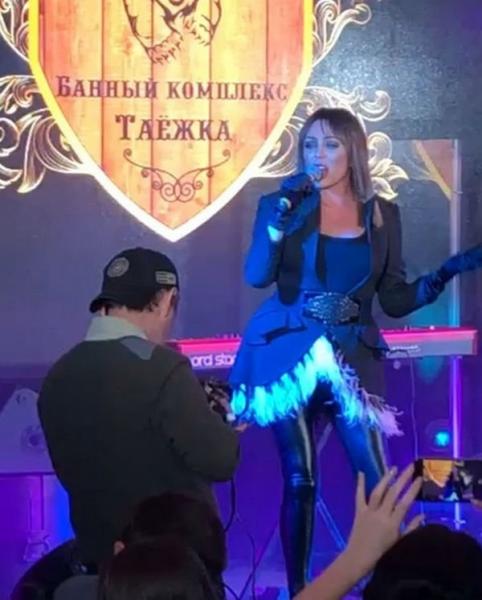 Юлия Началова снова безвкусно оделась