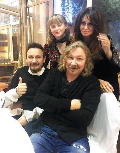 Пугачева, Киркоров, Крутой и Николаев погуляли на двойном празднике