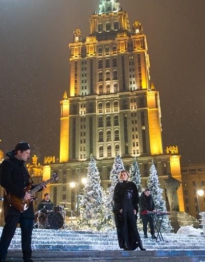 Брежнева, Джанабаева и Меладзе в новогоднюю ночь окажутся на улице