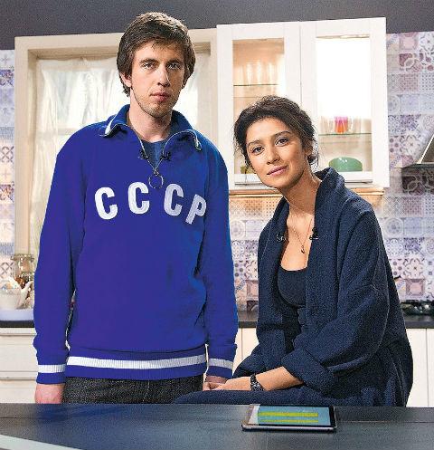 Программа «Время кино» рассорила Равшану Куркову и Александра Паля