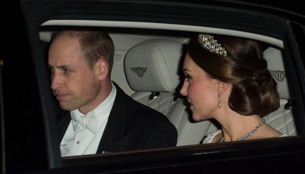 Беременная Кейт Миддлтон «перевоплотилась» в принцессу Диану