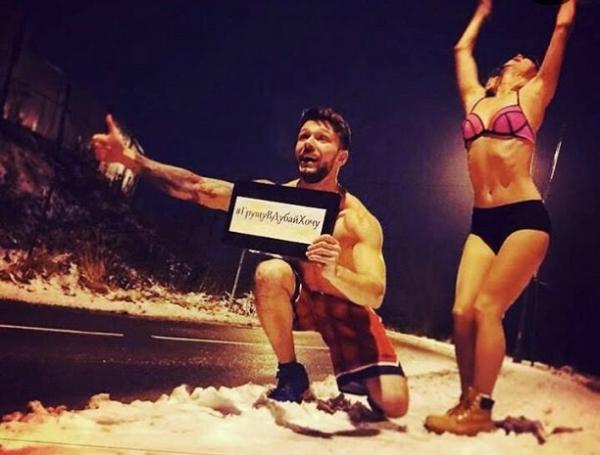 Инстаграмщики проведут отпуск в Дубаи в компании Бабы Яги и Валерия Меладзе