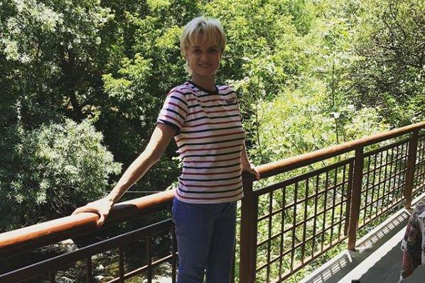 Светлана Хоркина хотела бы стать мамой еще раз