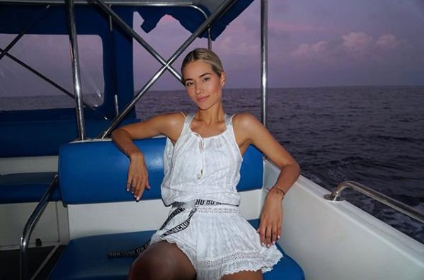 Юлия Паршута отправилась на Мальдивы, получив неожиданный подарок от любимого