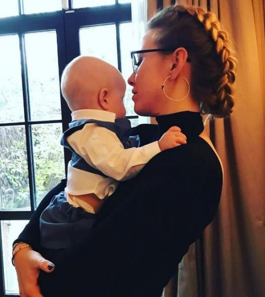 Максим Виторган растрогал новой фотографией своего сына