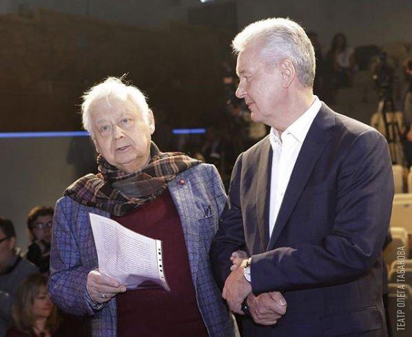 Олег Табаков скоро снова будет радовать зрителей со сцены