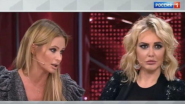 Маша Малиновская нанесла удар Дане Борисовой