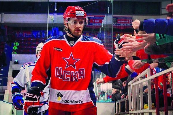 Виктория Дайнеко закрутила роман с хоккеистом