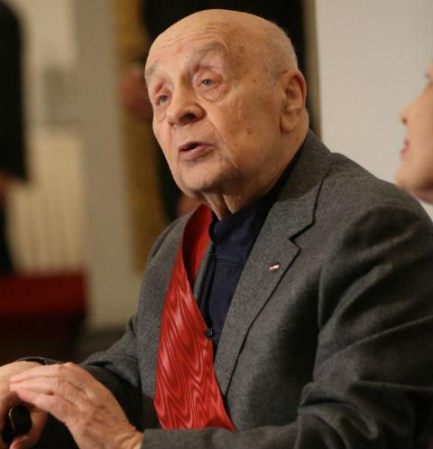 Скончался Леонид Броневой