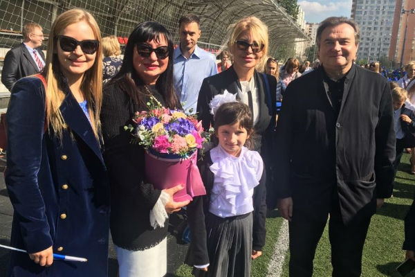 Юлия Пересильд защитила Алексея Учителя от травли