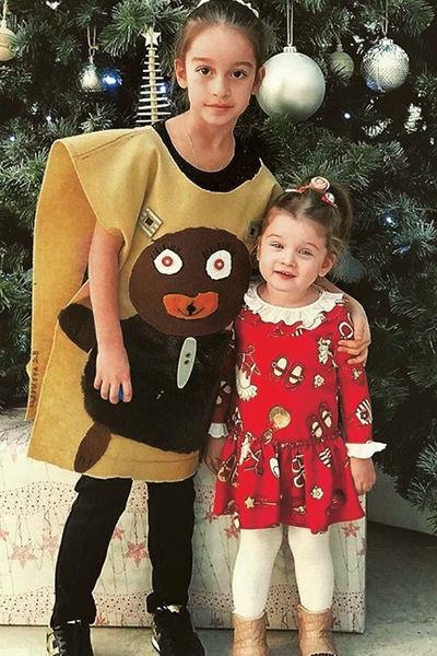 Ксения Бородина: «Ради благополучия дочерей мы с мужем свернем горы»
