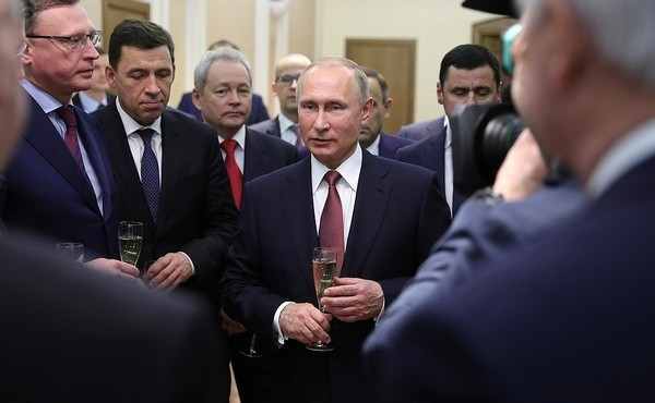 Канделаки, Валерия и Гагарина блеснули нарядами на приеме у Путина