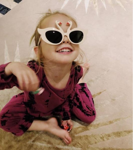 Кристина Агилера привела в восторг фотографиями трехлетней дочери