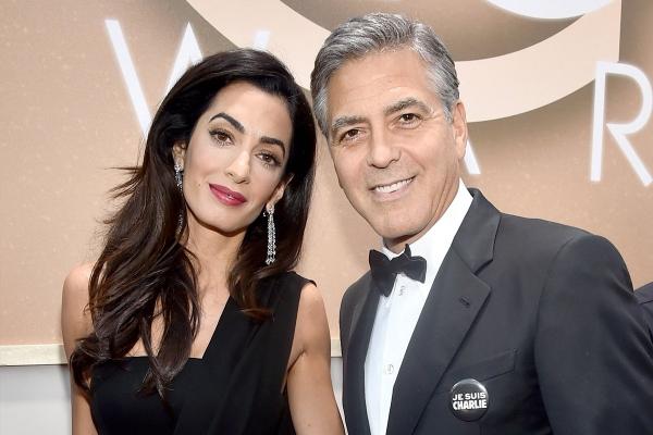 Школьное фото супруги Джорджа Клуни попало в интернет