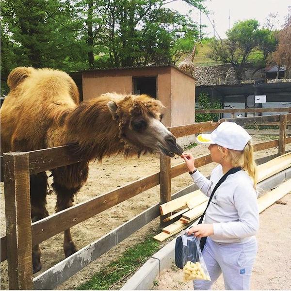 Дочь Юлии Куварзиной: «Мама говорит, что я неженка»