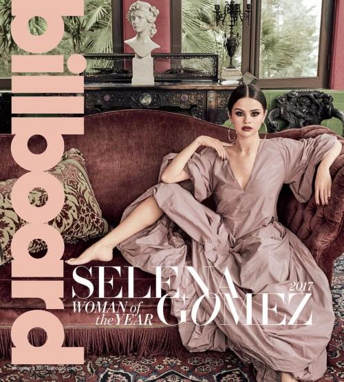 Селена Гомес украсила обложку Billboard и подтвердила возобновление романа с Джастином Бибером
