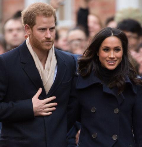 В Сети обсуждают эскизы свадебного платья невесты принца Гарри