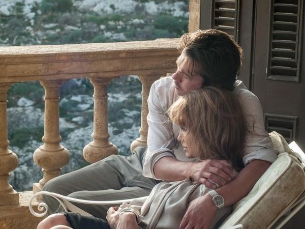 Анджелина Джоли пыталась спасти брак с Брэдом Питтом