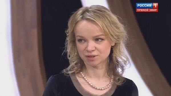 Супруга Вадима Казаченко напала на Виталину Цымбалюк-Романовскую