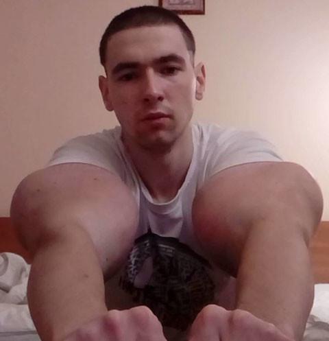 «Мистер Синтол» Кирилл Терешин удалил огромные бицепсы