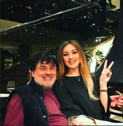 Alexander Serov said that he left his wife during a divorce 27.02.2018 13